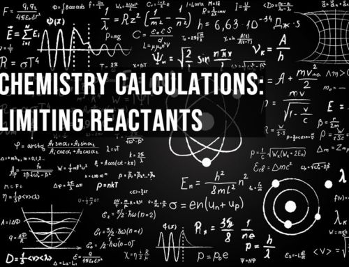 Limiting and excess reactants in chemistry